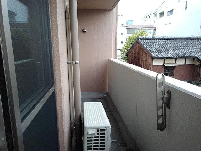 京悠館 305号室のトイレ