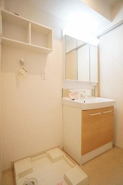 エスポワール 02010号室の風呂
