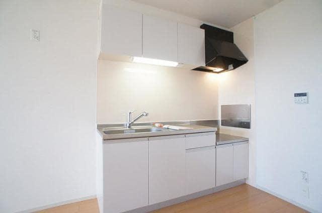 ロゼ MⅠ 02010号室のキッチン