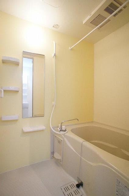 ロゼ MⅠ 02010号室の風呂