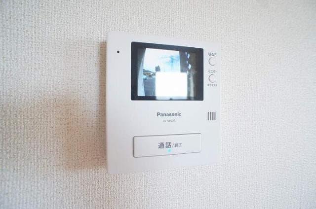 ロゼ MⅠ 02010号室のセキュリティ