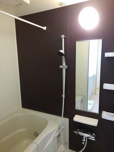 アンジュ 01020号室の風呂
