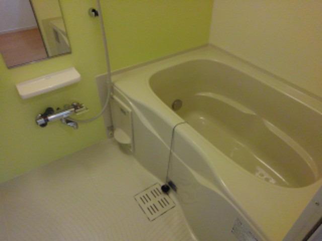 ベル シャトー 01010号室の風呂