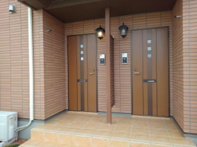 ベル シャトー 01010号室のバルコニー