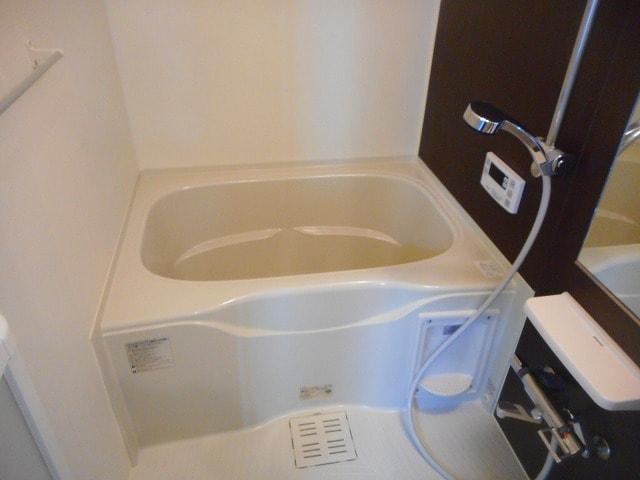 パークサイドM Ⅱ 201号室のトイレ