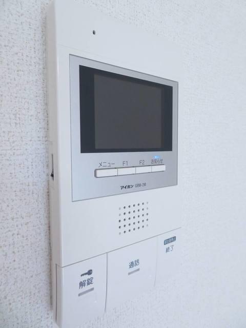 チェリーテラス 205号室のセキュリティ