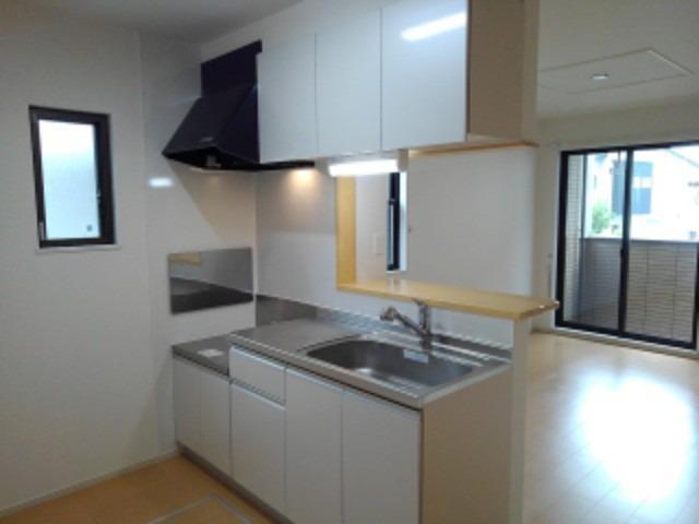 ショコラA 01020号室のキッチン