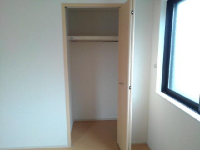 ショコラA 01020号室の収納