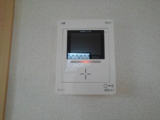 ショコラA 01020号室のセキュリティ