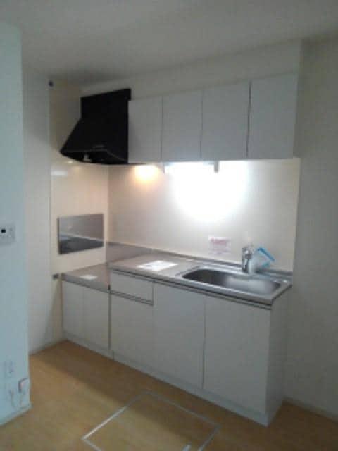 ラ ヴィータ ローザⅠ 01010号室のキッチン