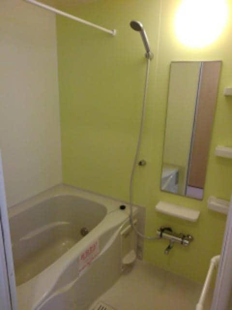 ラ ヴィータ ローザⅠ 01010号室の風呂