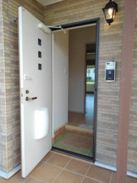 ラ ヴィータ ローザⅠ 01010号室の玄関