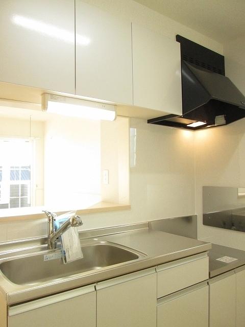 レスポワール 02010号室のキッチン