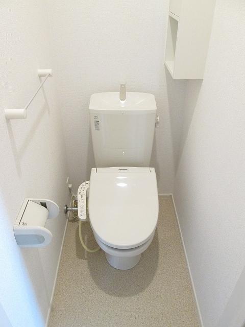 レスポワール 02010号室のトイレ