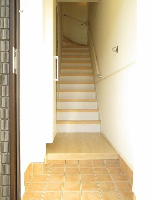 レスポワール 02010号室の玄関
