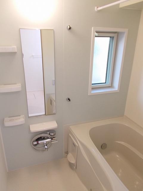 セリーナ 202号室の風呂