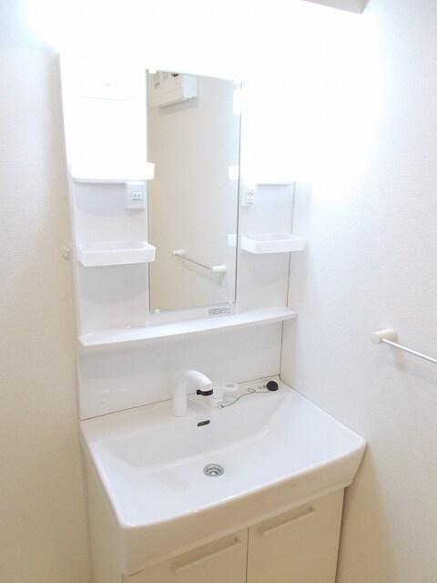 セリーナ 202号室の洗面所
