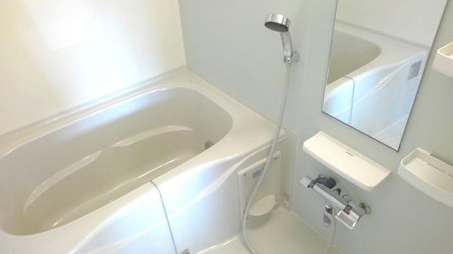 フィオーレ プリート Ⅰ 02020号室の風呂
