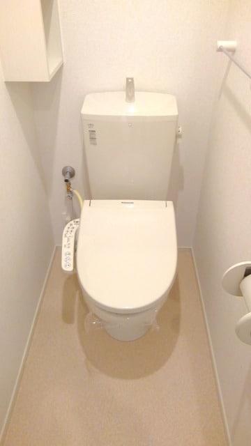 フィオーレ プリート Ⅰ 02020号室のトイレ