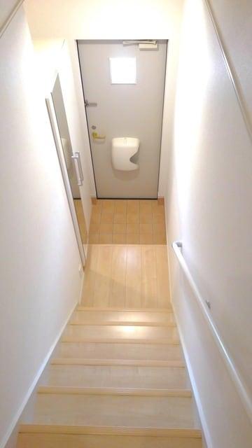 フィオーレ プリート Ⅰ 02020号室の玄関