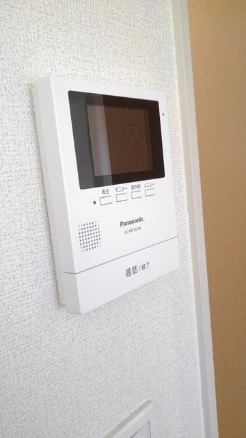 フィオーレ プリート Ⅰ 02020号室のセキュリティ