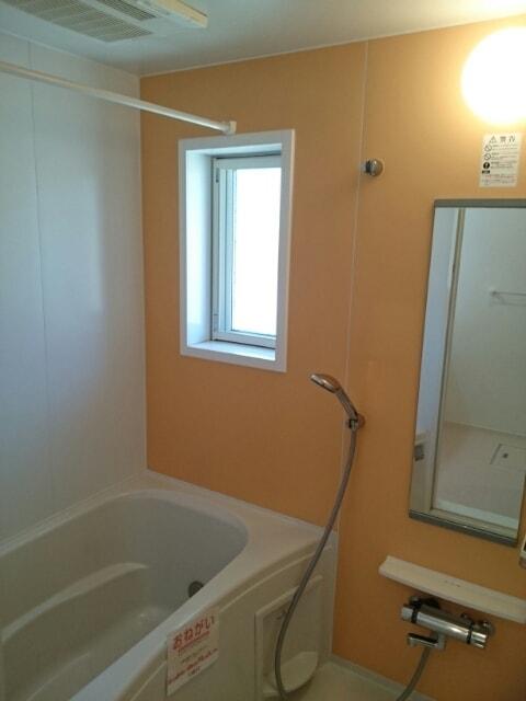 ル・レーヴM 202号室の風呂