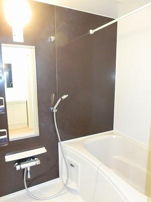エリーサB 01010号室の風呂