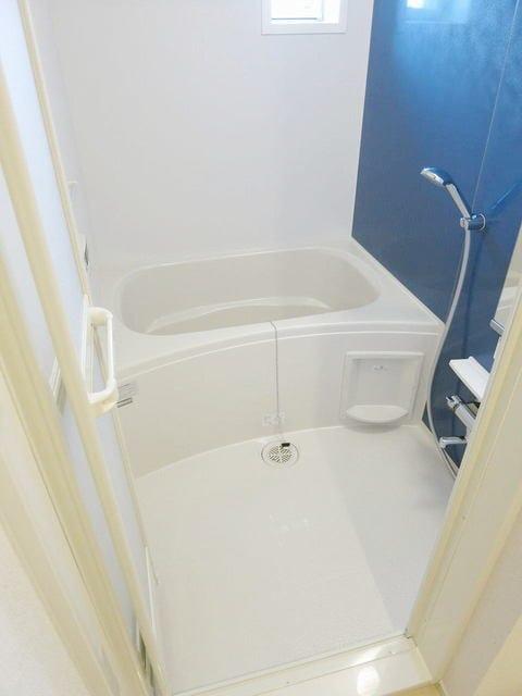 アルテーアB 201号室の風呂