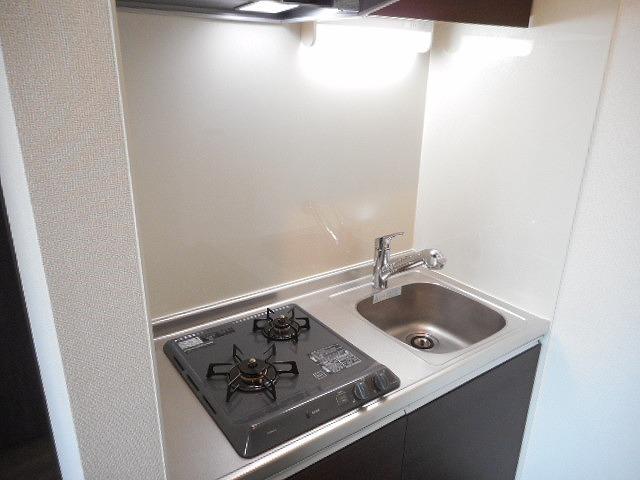 アライブ 国立 103号室のキッチン
