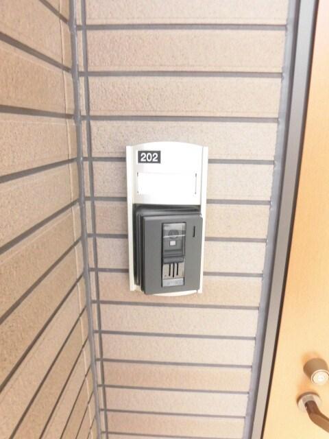 ウィークリー 202号室のセキュリティ