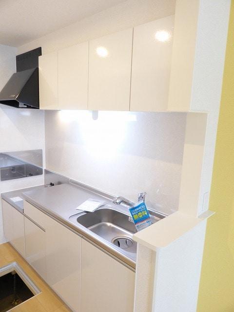 NEST 郷東 01040号室のキッチン