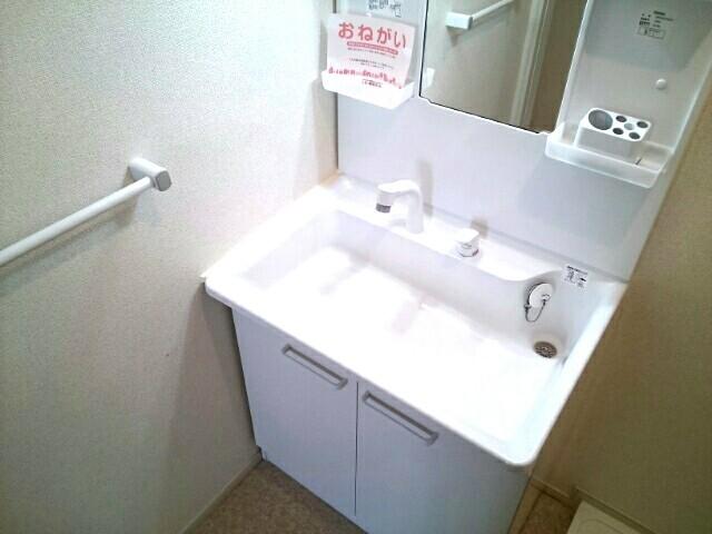 グラン オーシャン 203号室の洗面所