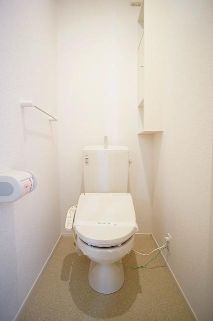メゾン・フォレストB 03030号室のトイレ