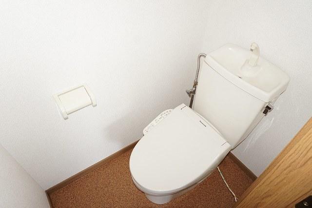 ファインローゼ ミヤベ 02010号室のトイレ