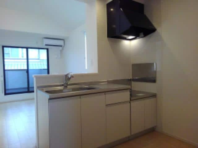 ベル パトリ 02030号室のキッチン