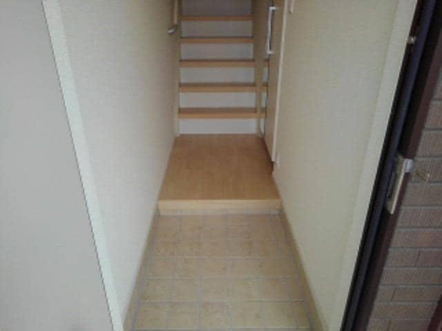 ベル パトリ 02030号室の玄関
