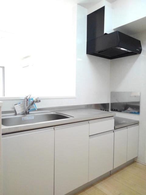 ベラルーナ 02030号室のキッチン