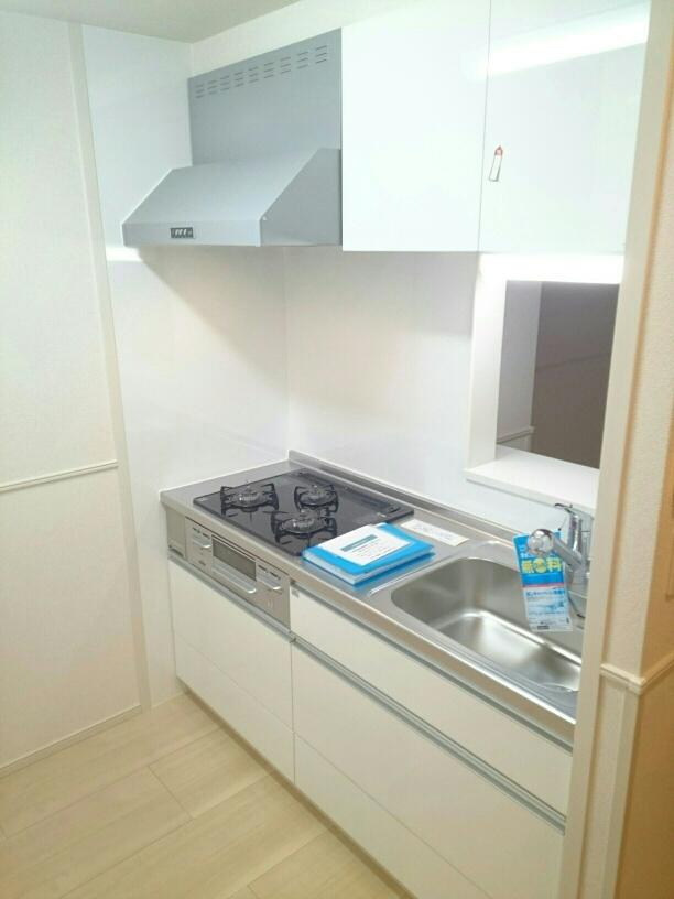 ラヴィータ 302号室のキッチン