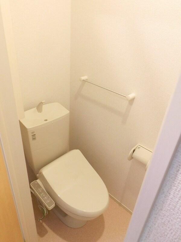 フィールドビーチ アマナ Ⅰ 01030号室のトイレ