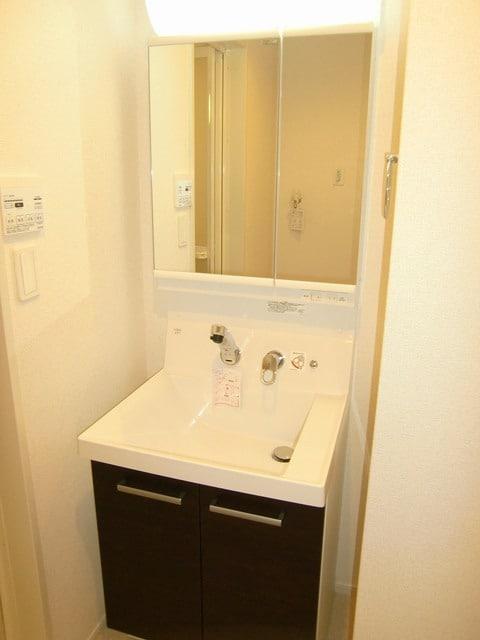 New Maison MAT 105号室の洗面所