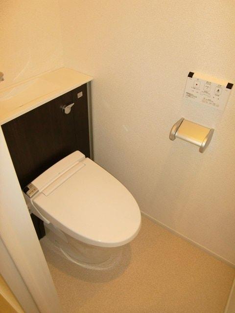 New Maison MAT 105号室のトイレ