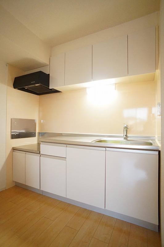 シャルマン A 201号室のキッチン