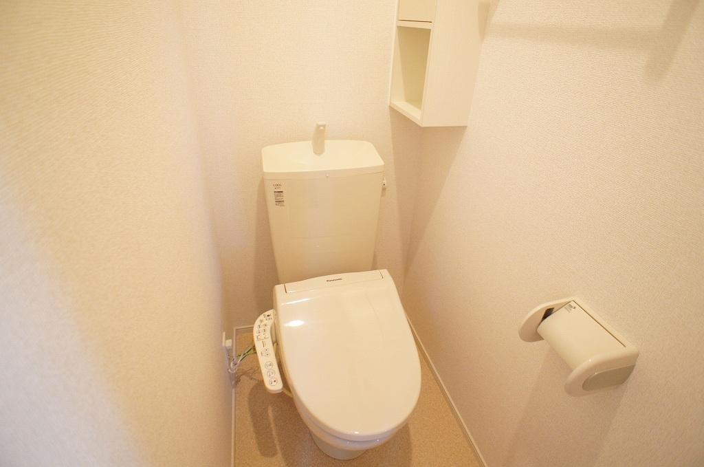 サニー・サイド 02010号室のトイレ