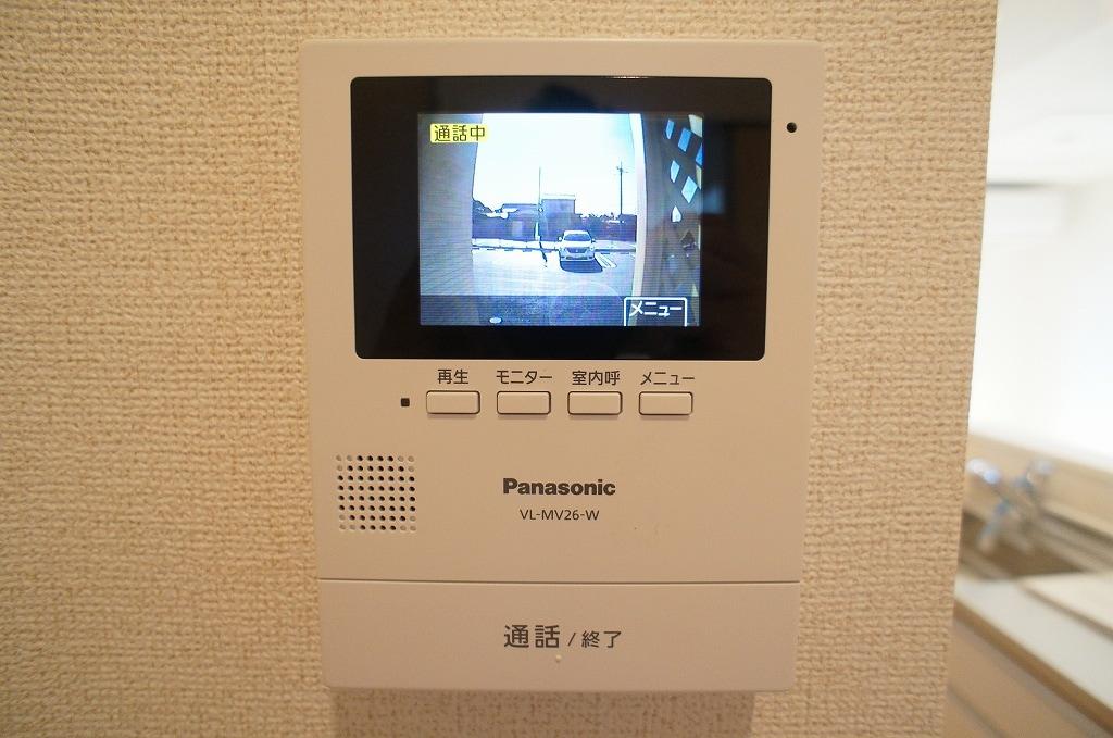 サニー・サイド 02010号室のセキュリティ