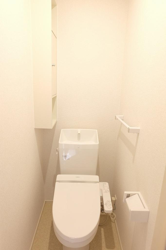 サン シャイン 202号室のトイレ