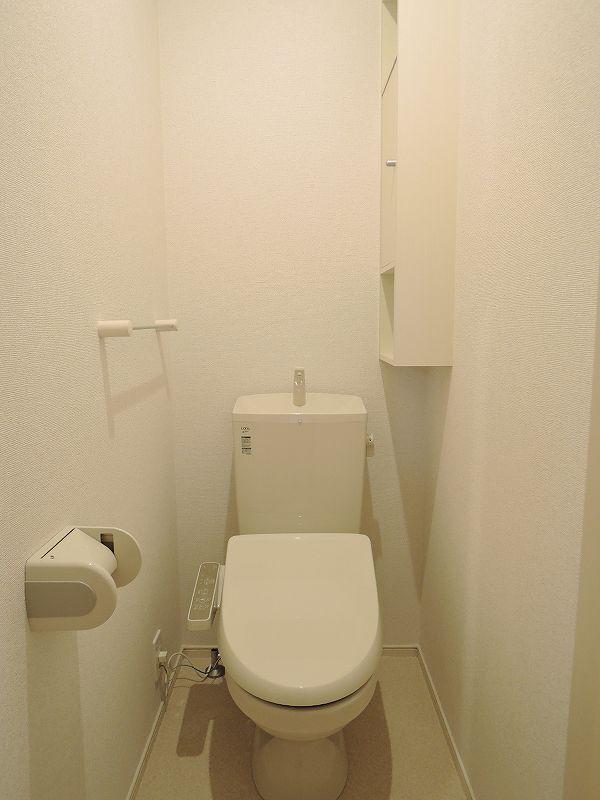ライジングサンⅡ 203号室のトイレ