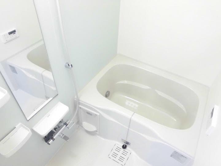 マリアパレスA 01020号室の風呂