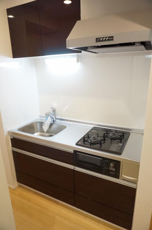 アビタシオン吉祥院 308号室のキッチン