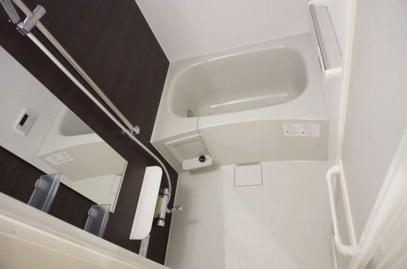 アビタシオン吉祥院 308号室の風呂