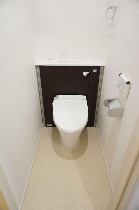 アビタシオン吉祥院 308号室のトイレ